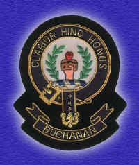 Scottish Clans - crest badge for  Buchanan clan