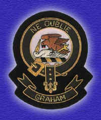 Scottish Clans -  crest badge for Graham clan